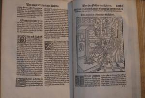 altes medizinbuch aus dem mittelalter