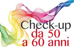 Check-up 50-60 anni