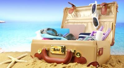 La valigia per vacanze perfette