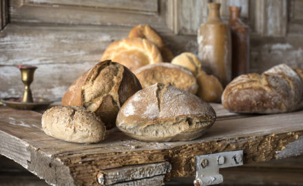 Pane bianco o pane nero