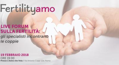 Fertilityamo -Live Forum sulla fertilità
