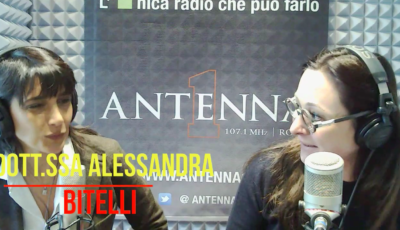 La sintesi della rubrica radiofonica di VediamociChiara OnAir su Radio Antenna 1.