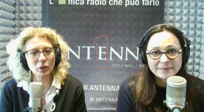 Men's Life - Ai microfoni di Radio Antenna 1 torna Maria Luisa Barbarulo