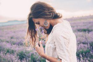 L' olfatto e l'aromaterapia