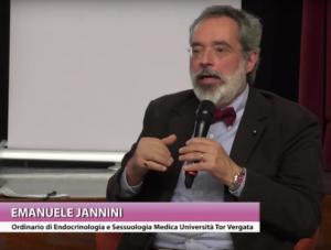 prof. Jannini, sessuologo