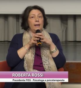 prof.ssa Rossi, sessuologa