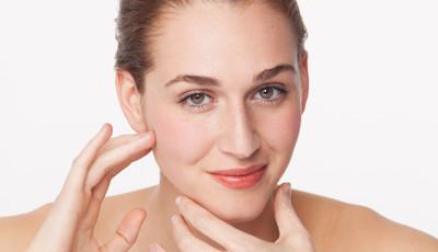 pulizia del viso e acne