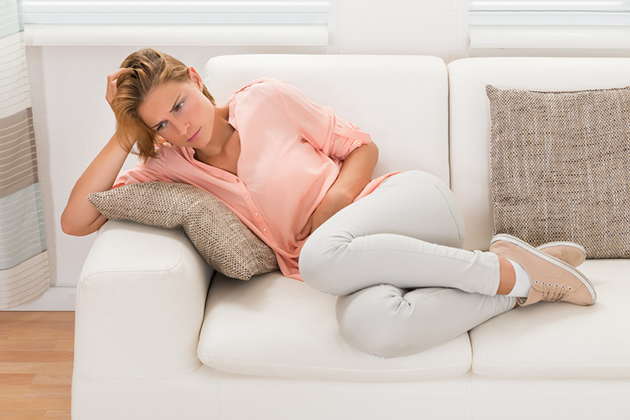 menometrorragia e dolore pelvico e al seno