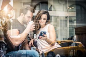 Smartphone terzo incomodo