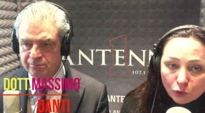 Soluzioni per atrofia vaginale - Ai microfoni di Radio Antenna1 è tornato il dott. Massimo Danti