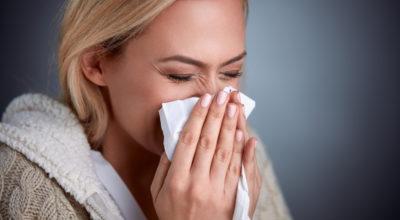 Il seno nasale in salute