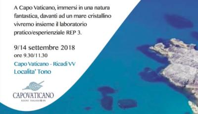 REP3 2018 - Il laboratorio di Loredana La Torre per l'armonia del movimento