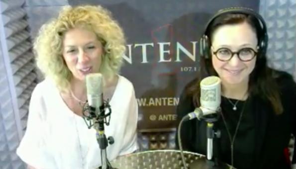 Le novità di VediamociChiara in anteprima ai microfoni RadioAntenna1