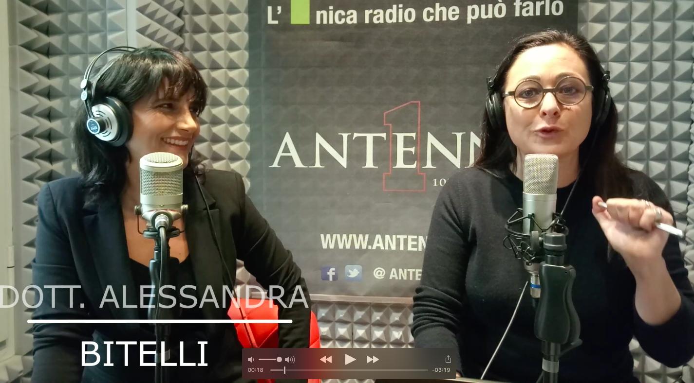 Sindrome Del Nido Vuoto Alessandra Bitelli Su Radio Antenna 1