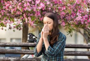 allergie in crescita