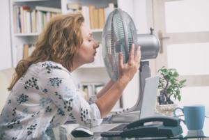 Hai fatto l'amore con il ventilatore durante tutta l'estate?