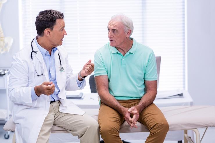 auto esplorazione prostata