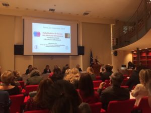 Presentazione del libro bianco sulla medicina di genere e di precisione
