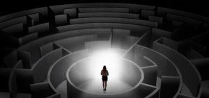 Sognare un labirinto - Che significa?