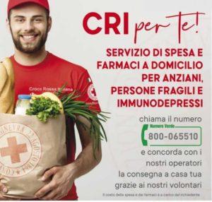 800 06 55 10 - il numero d'emergenza della Croce Rossa