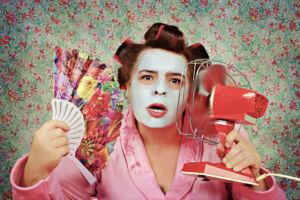 Le vampate ci dicono molto della nostra menopausa
