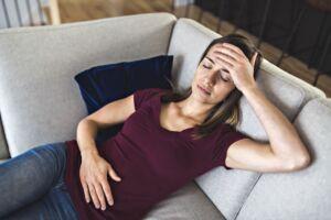 Dismenorrea e cefalea